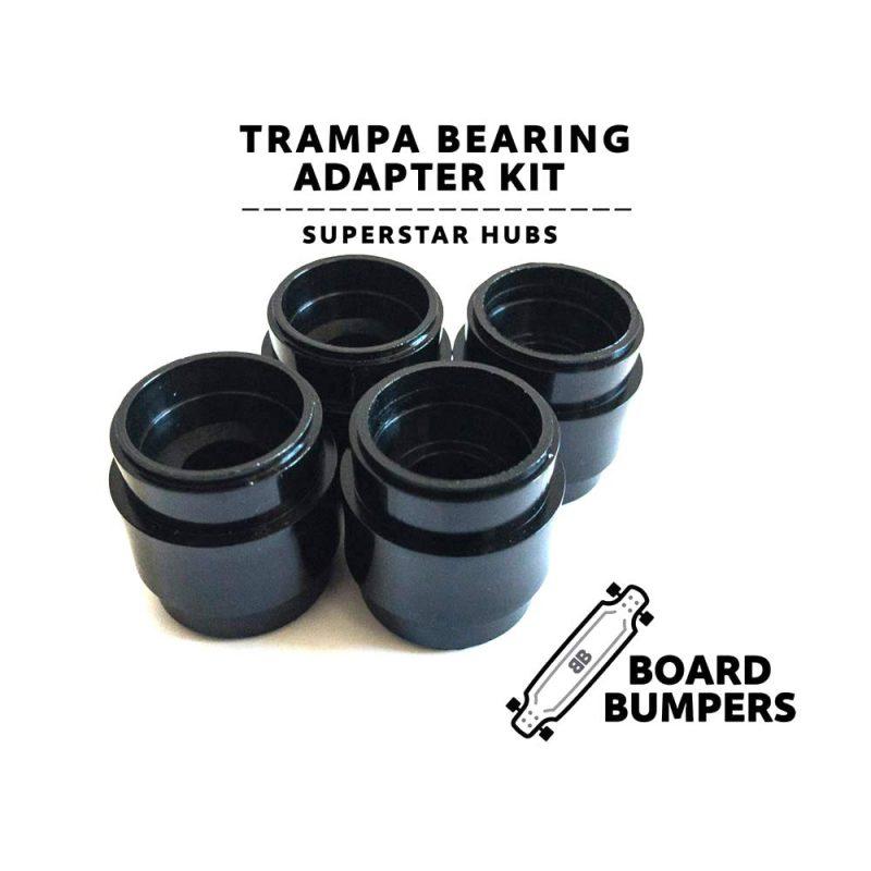 Buy Board Bumpers Evolve Trampa SuperStar Hub Bearing Adapter Set Canada Online Sales Vancouver Pickup