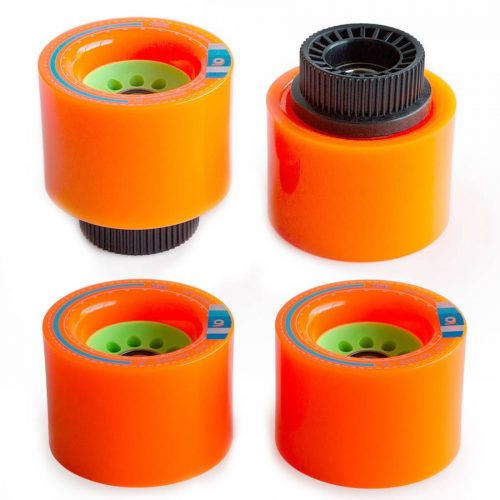 Buy Boosted Gen 2 Replacement Wheels - Kegel 80mm 80a Orangatang Canada Vancouver Pickup