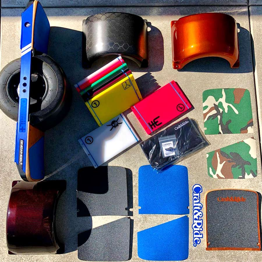 Buy Craft&Ride Onewheel Float Plate Accessories Canada Online Sales Vancouver Pickup