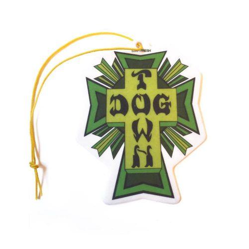 Dogtown Air Feshener Cross