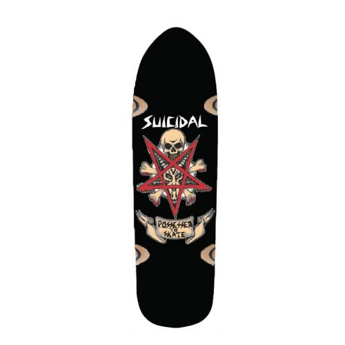 "Buy Suicidal Possessed to Skate 8.75"" x 31.5"" Pool Deck Canada Online Vancouver Pickup"