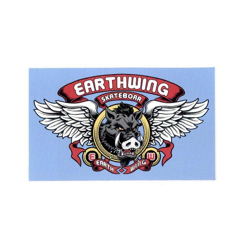 earthwing_boar_sticker