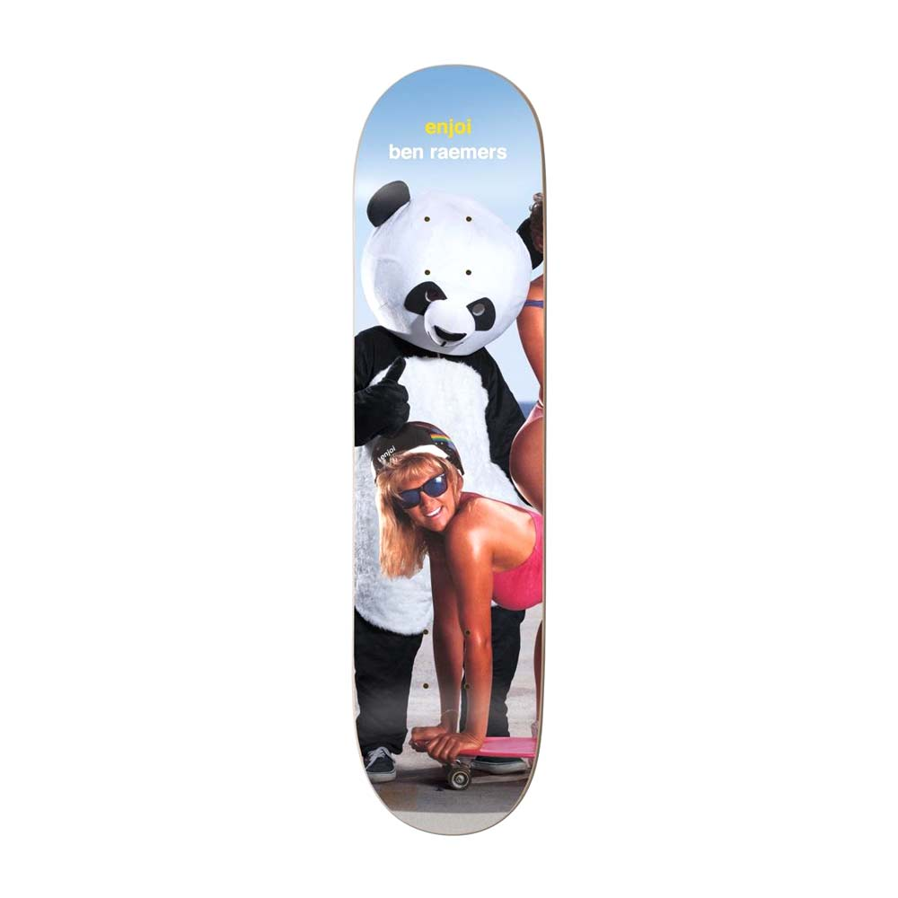 "Buy Enjoi Slick Chicks Raemers Slick Bottom Deck 8.5"" x 32"" Canada Online Sales Vancouver Pickup"