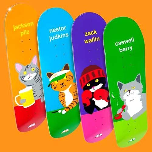 Buy Enjoi Pussy Magnet Series Skateboards Canada Online Sales Vancouver Pickup