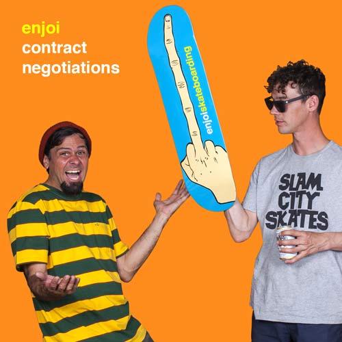 "Buy Enjoi The Bird R7 Deck 8.25"" x 31.9"" Canada Online Sales Vancouver Pickup"