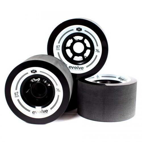 Buy Evolve GT Street Wheels 97mm 76a Canada Online Vancouver Pickup