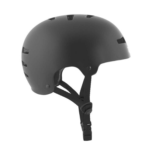 Buy TSG Evolution Youth Helmet Satin Black Canada Online Sales Vancouver Pickup