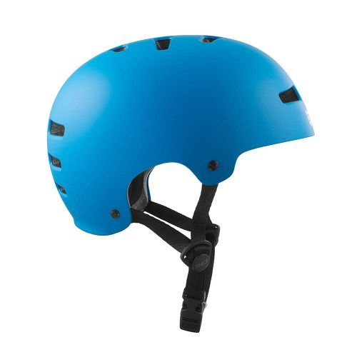 Buy TSG Evolution Youth Helmet Satin Cyan Blue Canada Online Sales Vancouver Pickup