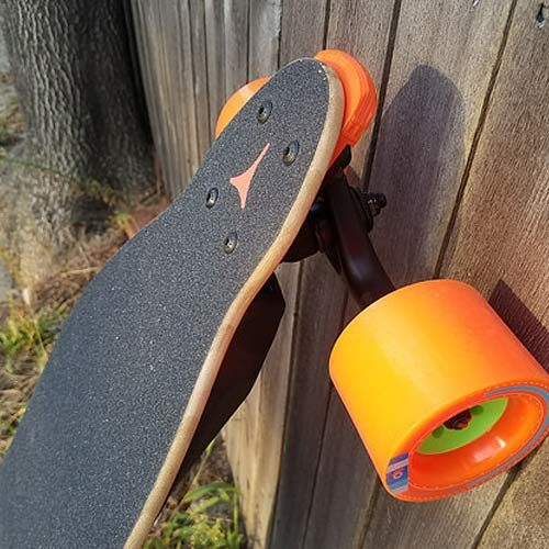 Flatland3D Boosted Board Round Bash Guards (Set of 2)