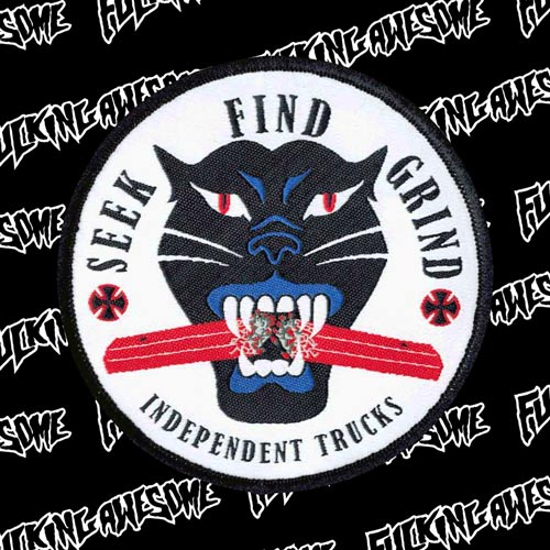 Fucking Awesome Indy Trucks Independent Online Sales Canada Pickup Vancouver