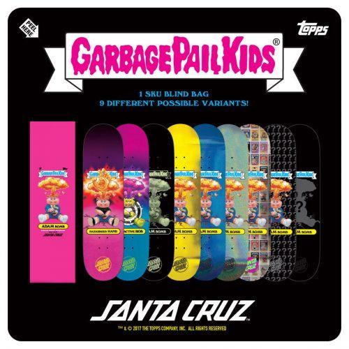 Garbage Paid Kids Santa Cruz Skateboard Canada Online Sales Pickup Vancouver BC