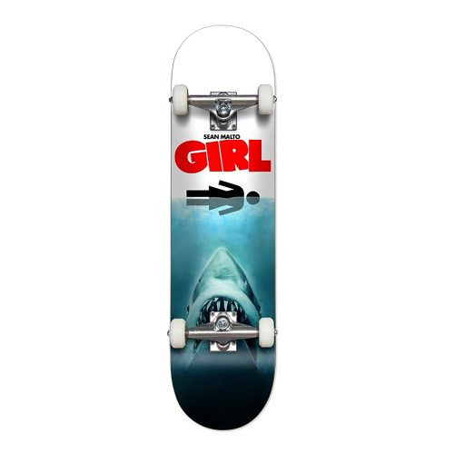 "Buy Girl Malto Shark Attack Complete 7.625"" x 31.25"" Canada Online Sales Vancouver Pickup"
