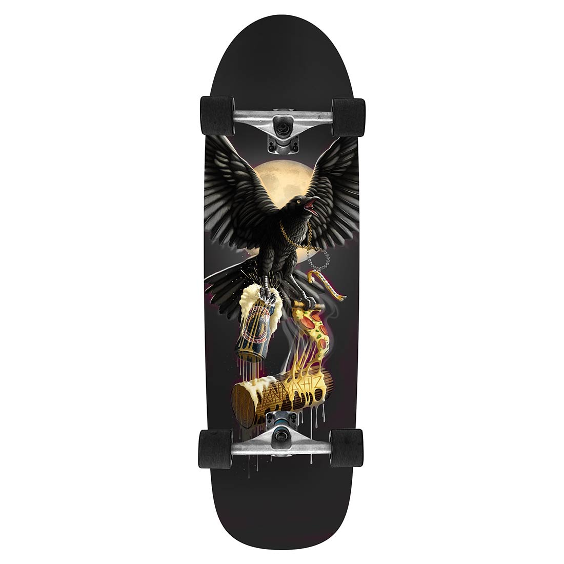 Buy Landyachtz Dinghy Cat Fight Canada Online Sales Vancouver Pickup