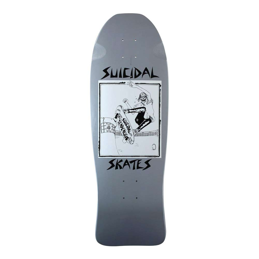 "Buy Suicidal Skates Pool Skater 10"" x 30.25"" Reissue Deck Canada Online Sales Vancouver Pickup"