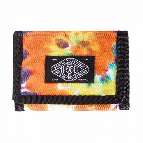 Grizzly Tie Dye Wallet