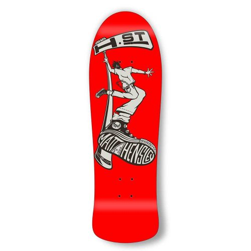 H STREET Re-issue Deck Hensley Street Swinger 9.6'' x 30.75''