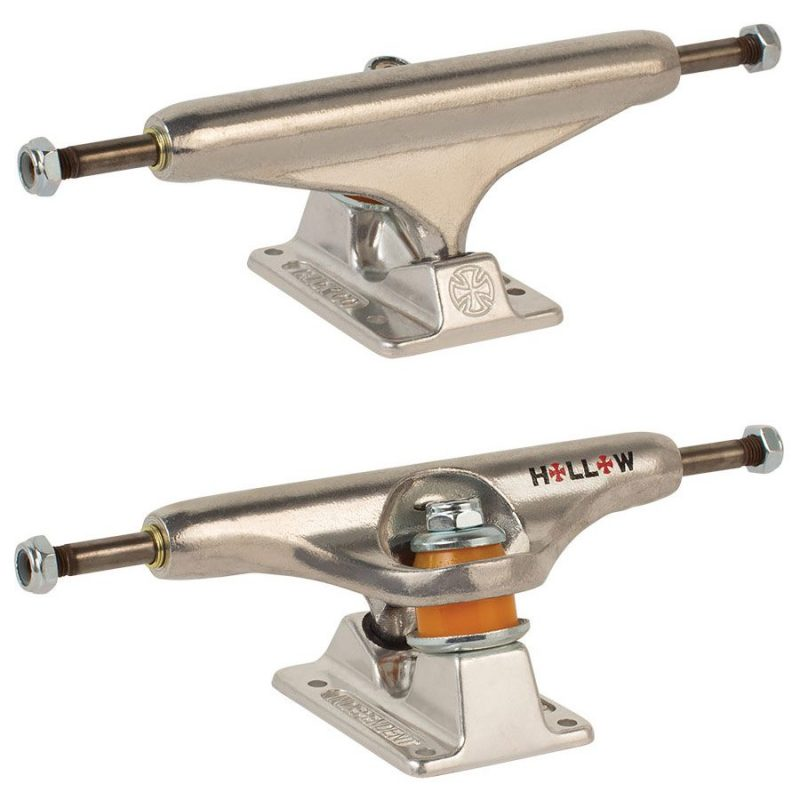 Hollow forged indpeendent trucks