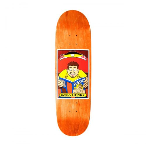 "Buy Blind Fucked Up Blind Kids Henry Sanchez Horny Henry SP Reissue Deck 8.94"" x 32"" Orange Canada Online Sales Vancouver Pickup"