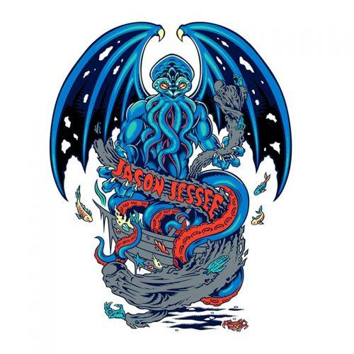 Santa Cruz Jason Jessee Sticker