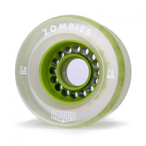 Buy Landyachtz Zombies Hawgs 76mm 78a Clear Thane Canada Online Sales Vancouver Pickup