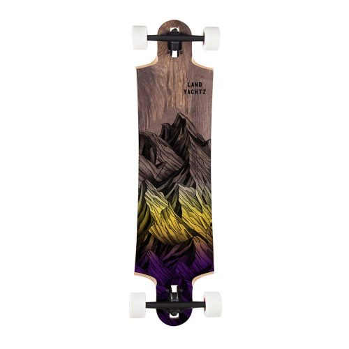 "Buy Landyachtz Switchblade Mountain Fade Deck 9.8"" x 38"" Canada Online Sales Vancouver Pickup"