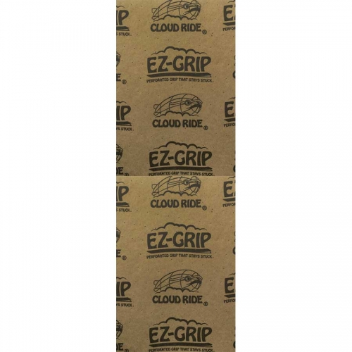 CLOUD RIDE EZ-GRIP BLACK GRIPTAPE 9″ x 33″