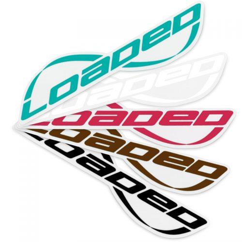loaded-logo-sticker-set