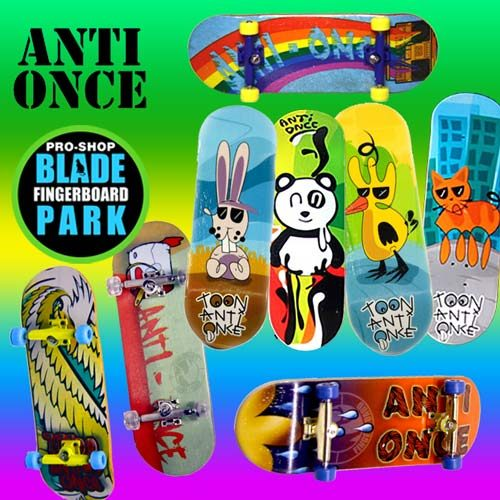 Anti Once Fingerboards Canada Onlines Sales Blade Pro Shop