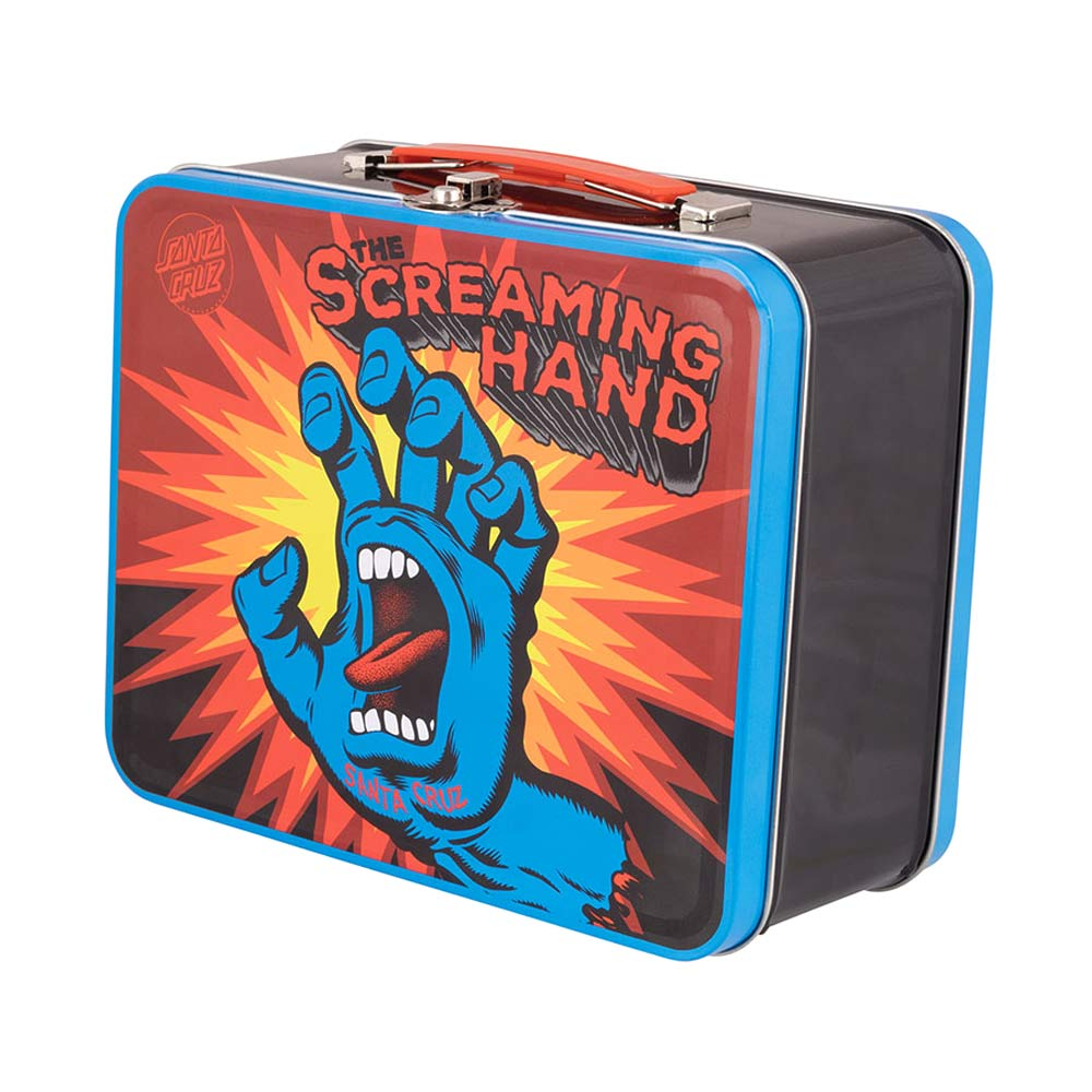 "Buy Santa Cruz Screaming Hand Lunchbox 7"" x 8"" Canada Online Sales Vancouver Pickup"