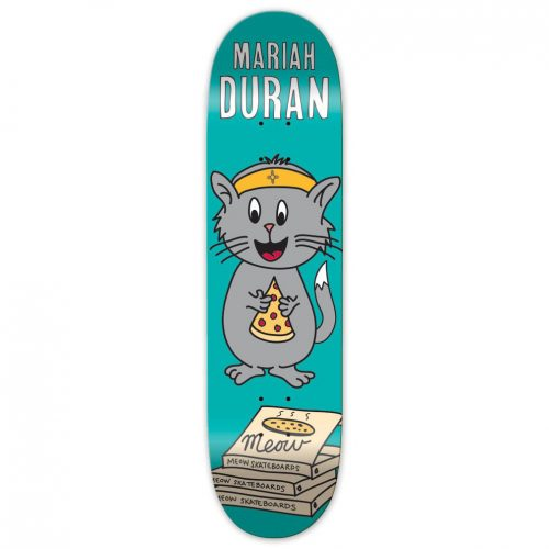 "Buy Meow Skateboards Mariah Duran  7.75"" x 31.625"" Deck Canada Online Sale Vancouver Pickup"