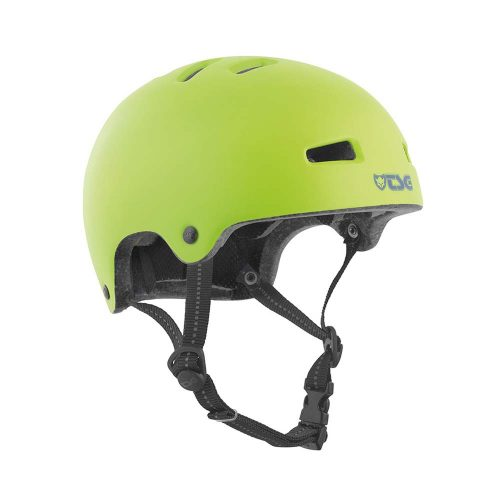 Buy TSG Nipper Maxi Helmet Satin Lime Green Canada Online Sales Vancouver Pickup