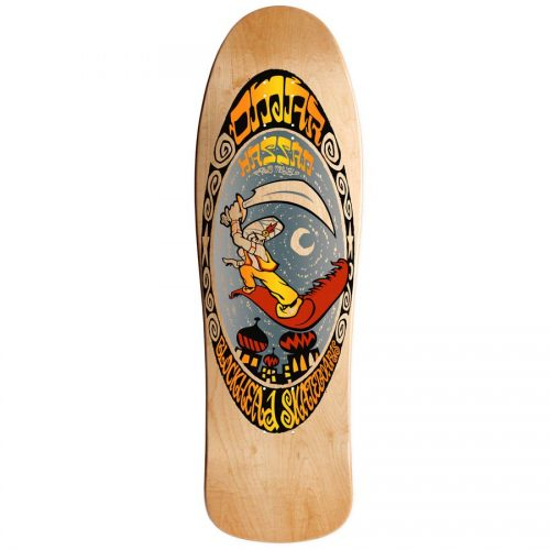 Buy Blockhead Reissue Skateboards Online Canada or Pickup Vancouver omar2-nat-gray-OY-red