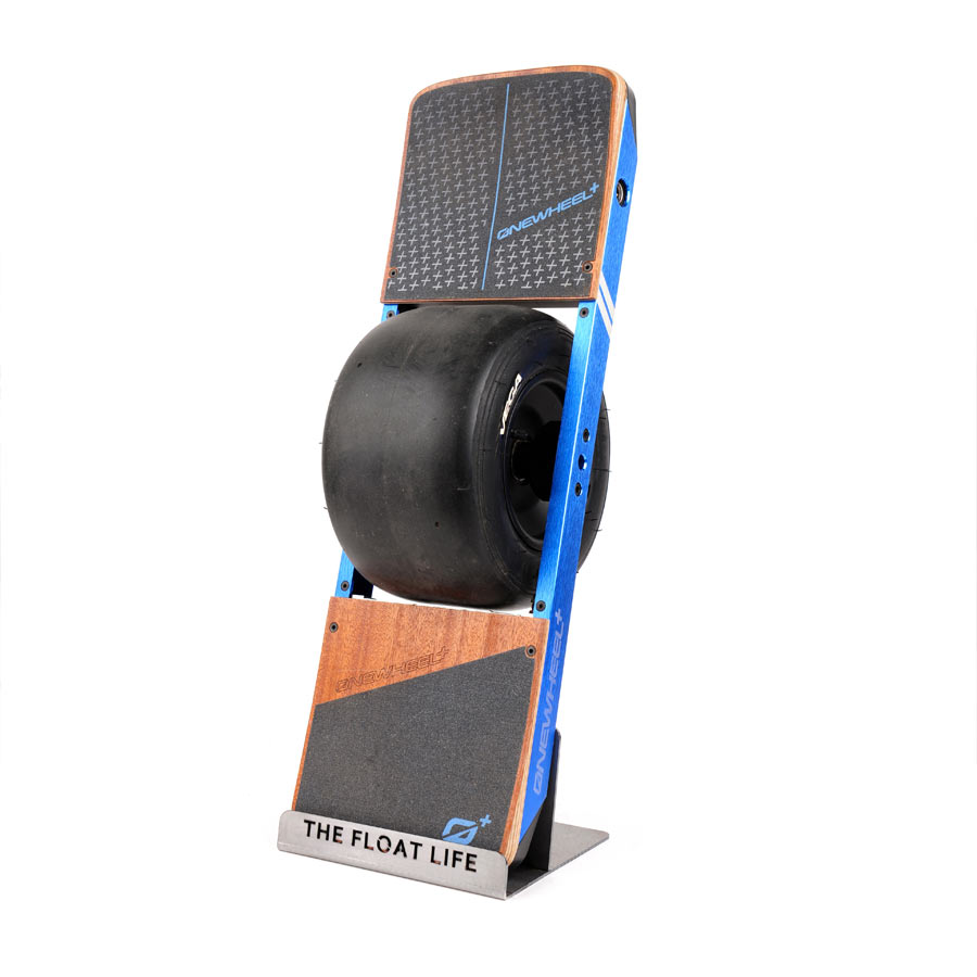 Float Life Onewheel Foundation Stand Raw Steel | CalStreets