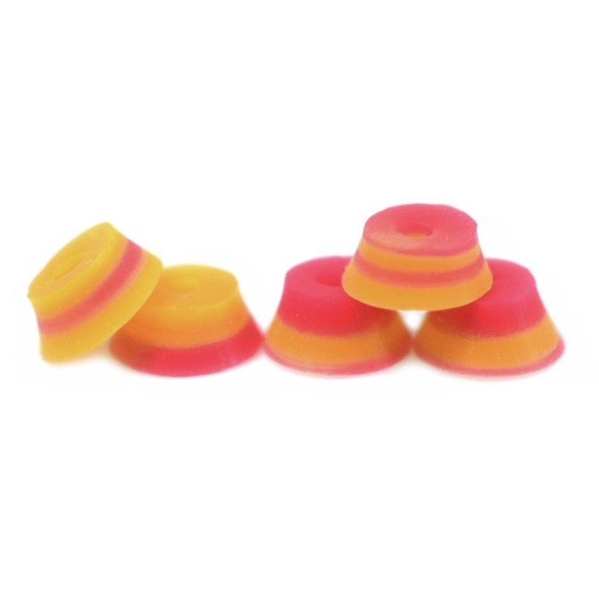 Buy Teak Tuning Bubble Bushings Chuff's Signature Pink Yellow Swirls Canada Online Sales Vancouver Pickup