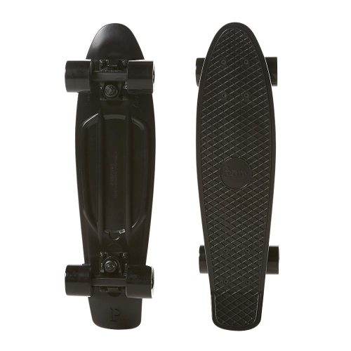 penny blackout 2.0, penny world, skateboasrd, complete, vancouver, canada, longboarder labs
