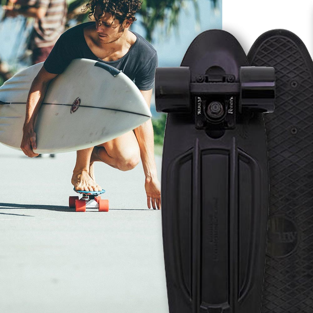 Pennys Dept Store: Longboarder Labs And CalStreets