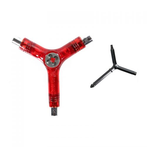 Pig Rethreader Tool Red