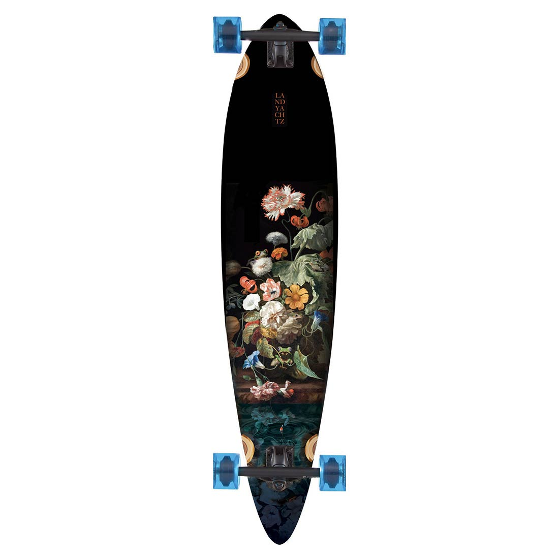 Buy Landyachtz Bamboo Pinner Night Moves Complete Canada Online Sales Vancouver Pickup