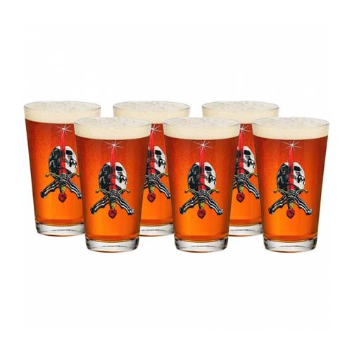 Buy Powell Peralta Pint Glass Canada Online Sales Vancouver Pickup