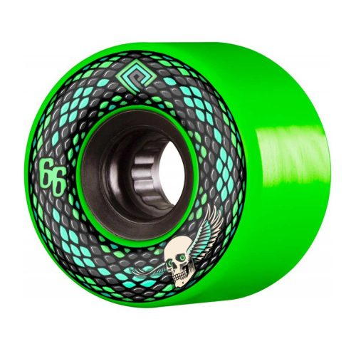 Powell Peralta Snakes Green 66mm 75a Wheels