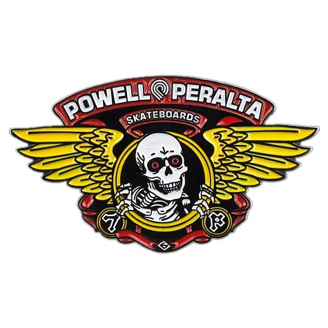 Powell Peralta Winged Ripper Pin