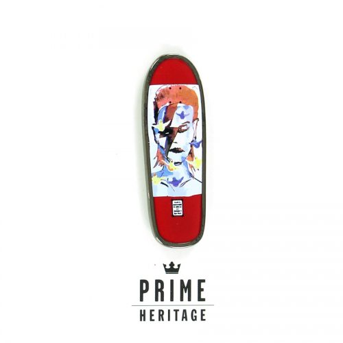 Buy Prime Gonz Bowie Pin Red Canada Online Vancouver Pickup