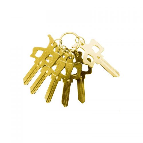 Buy RDS Chung Key Schlage (6 Pack) Gold Canada Online Sales Vancouver Pickup