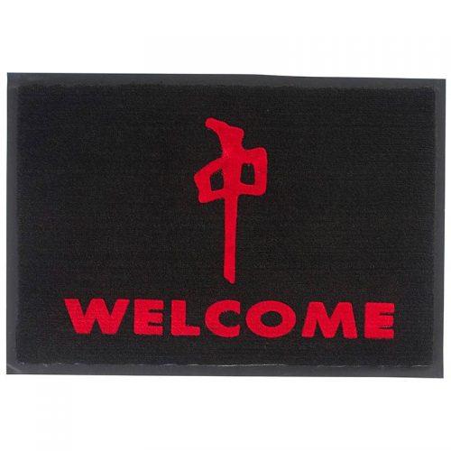"""Buy RDS Welcome 18"""" x 27"""" Door Mat Black Canada Online Sales Vancouver Pickup"""