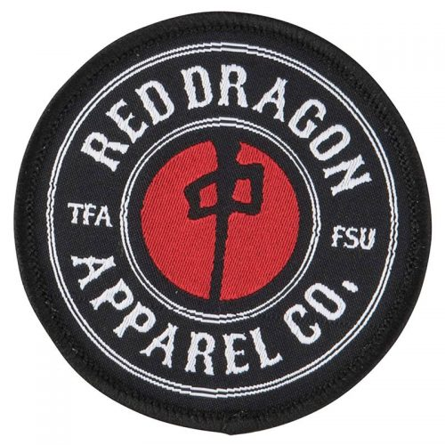 "Buy RDS Red Emblem 2.5"" Patch Canada Online Sales Vancouver Pickup"