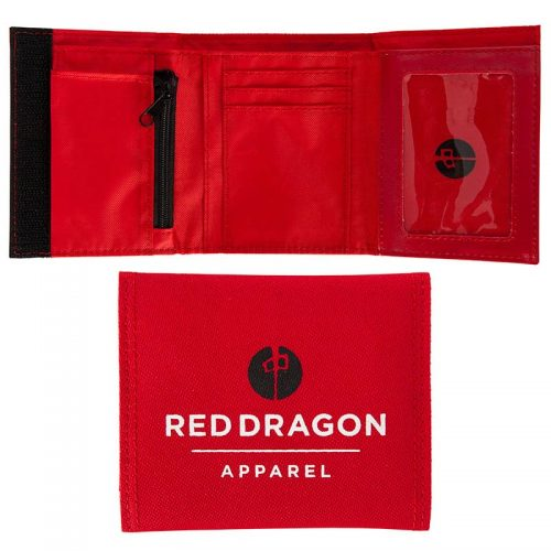 Buy RDS Point Velcro Wallet Red Canada Online Sales Vancouver Pickup