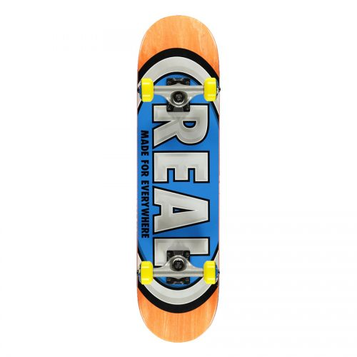 "Real Oval Mini Complete 7.38"" x 29.5"""
