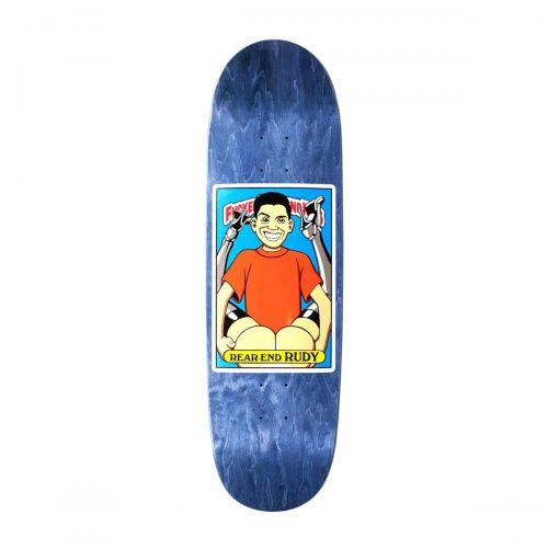 "Buy Blind Fucked Up Blind Kids Rudy Johnson Rear-End Rudy SP Reissue Deck 8.98"" x 31.8"" Blue Canada Online Sales Vancouver Pickup"