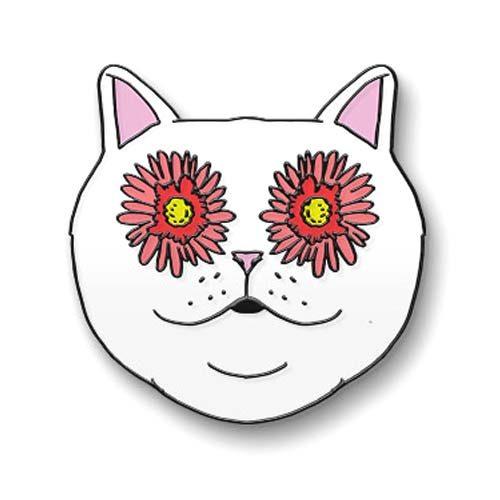 """Buy Rip N Dip Flower Eyes Pin 1"""" x 1.25"""" Canada Online Sales Vancouver Pickup"""