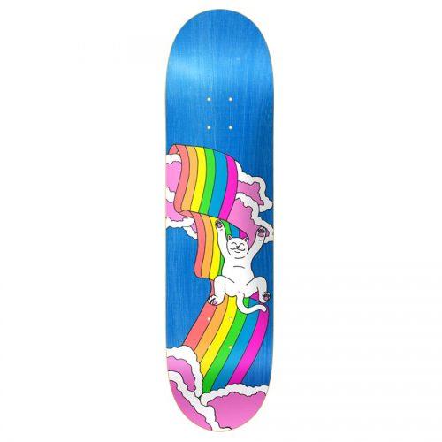 """Buy Rip N Dip Rainbow 8.25"""" x 31.25"""" Deck Canada Online Sales Vancouver Pickup"""